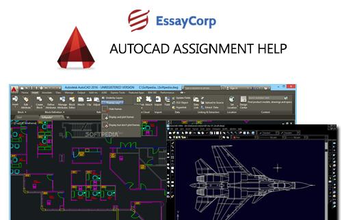 AutoCAD Assignment Help| Autocad Assignments| Autocad Programs