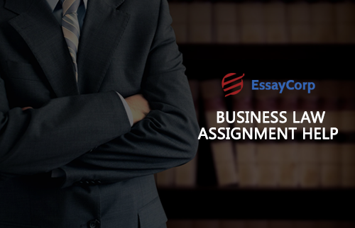 business law assignment 2 essay