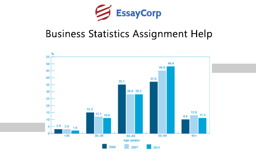 business statistics assignment help homework help project