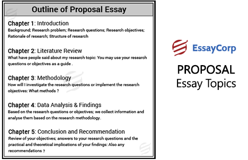 interesting proposal essay topics list examples  solutions