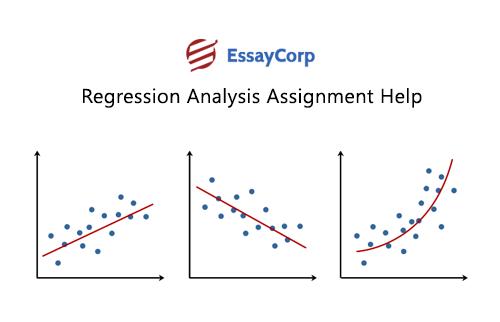 Regression Analysis Assignment Help | Statistical Regression