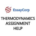 thermodynamics assignment help thermodynamics tutor
