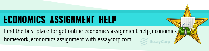 Help with economics assignment?