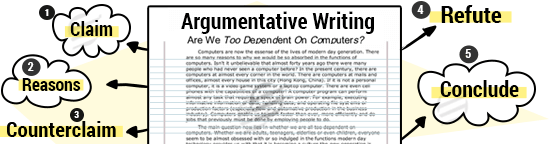 argumentative writing help