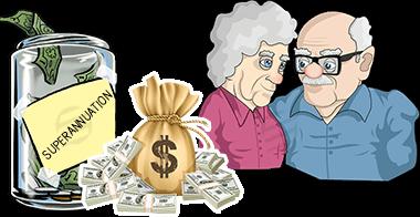 superannuation taxes