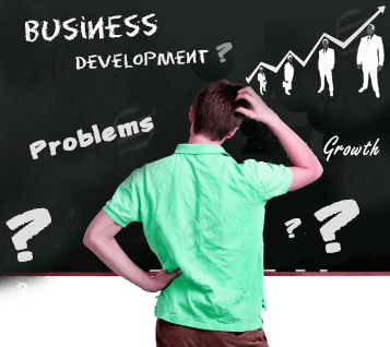 problems students face with business development assignment
