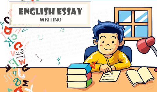 Essay writing help in english topics
