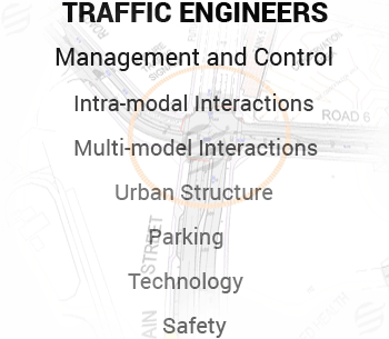 traffic engineers software used