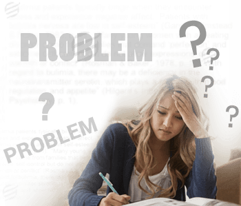 problems faced by students in writing essay