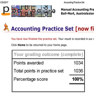Accounting Practice 8
